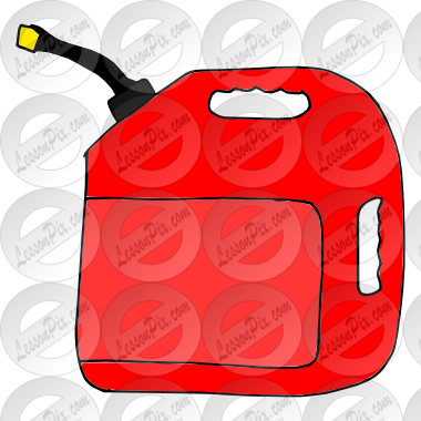 svg transparent download Picture for classroom therapy. Gas can clipart