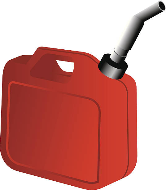 clip free stock Station . Gas can clipart