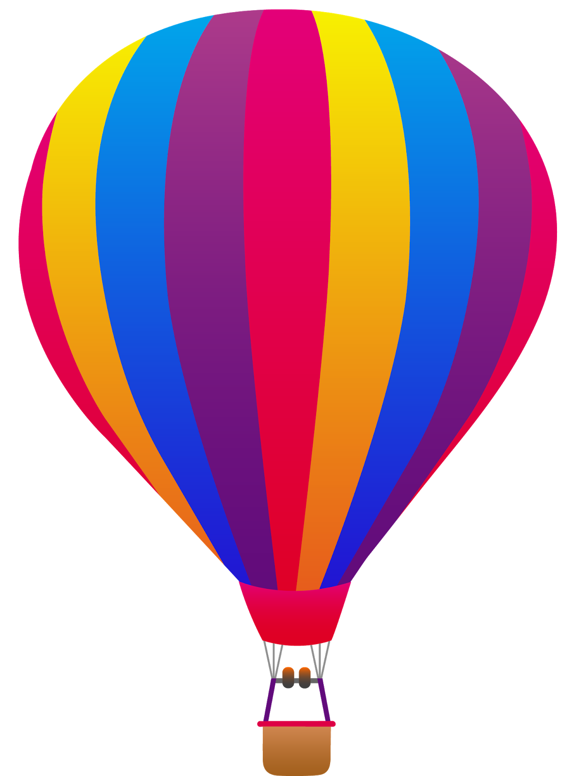 clip art download hot air balloon that I based off of the hot air balloon with these