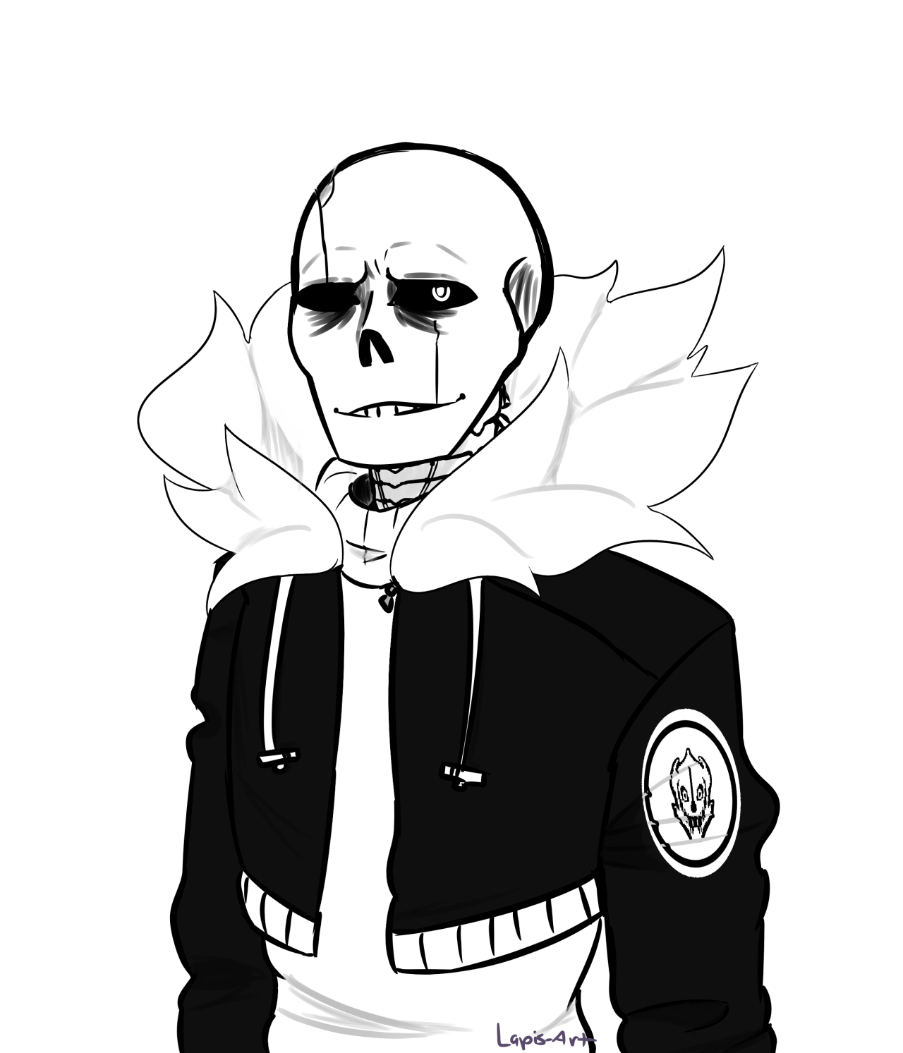 vector freeuse stock gaster drawing art #113097657