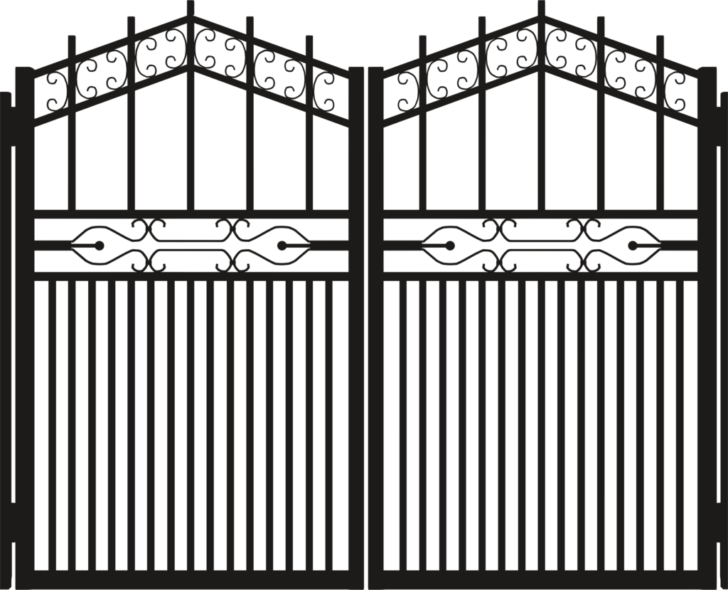 picture royalty free download Gate vector. Png image peoplepng com