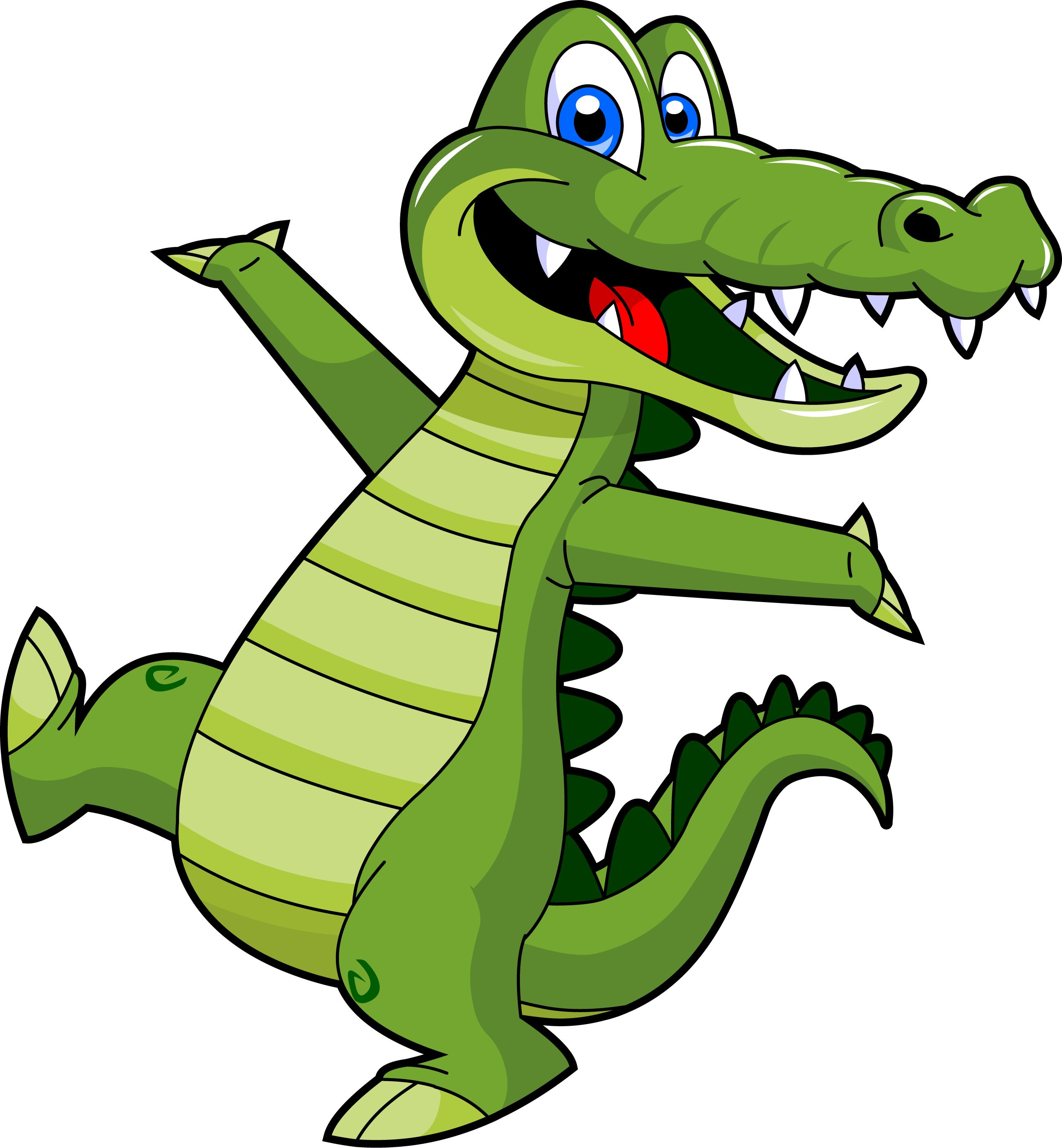 vector library stock Free cliparts download clip. Gator clipart.