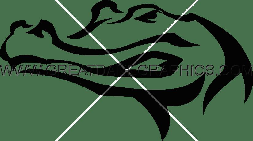 banner freeuse Gator Head