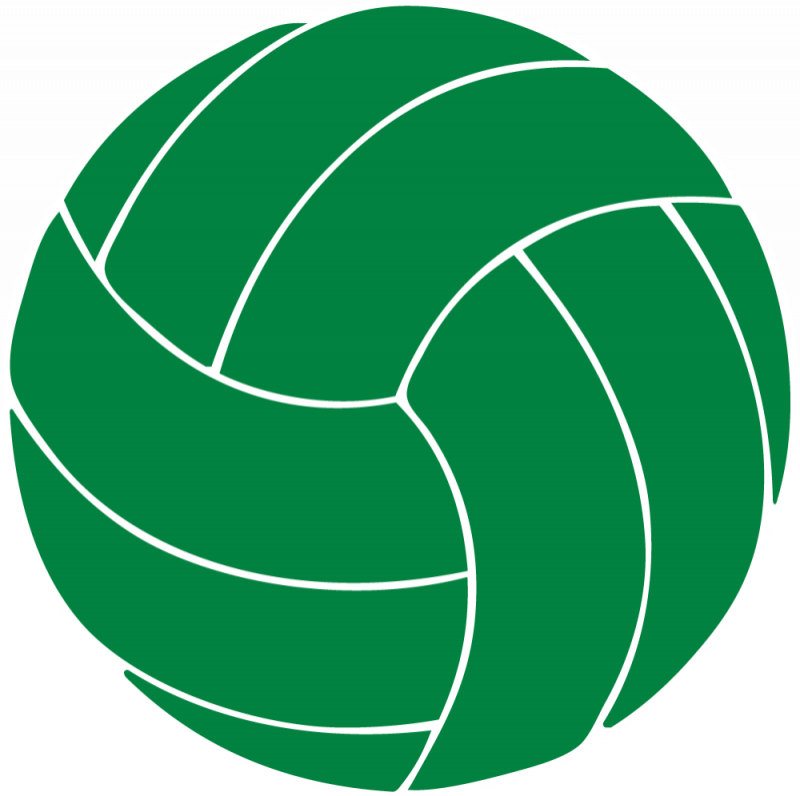 vector black and white library Grass clipart volleyball. Family free on dumielauxepices