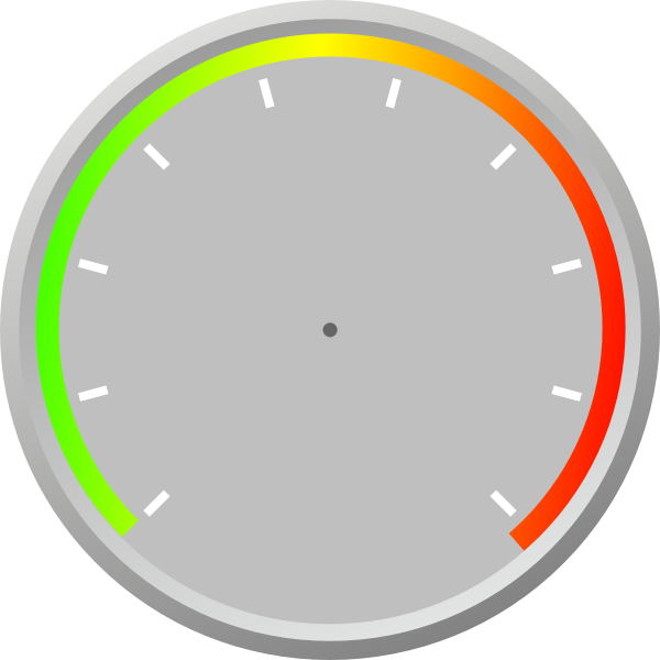 graphic freeuse gauge vector clip art #96995412