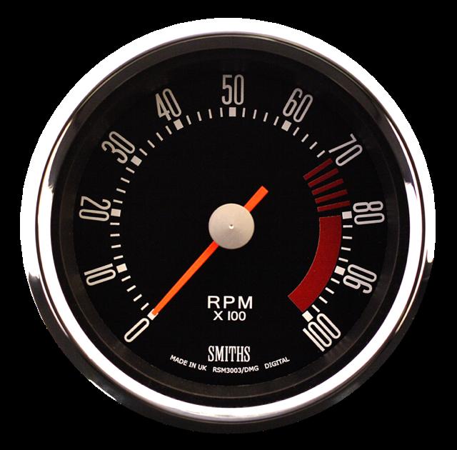 picture freeuse vdo gauges tachometer smiths chronometric marine speedometer