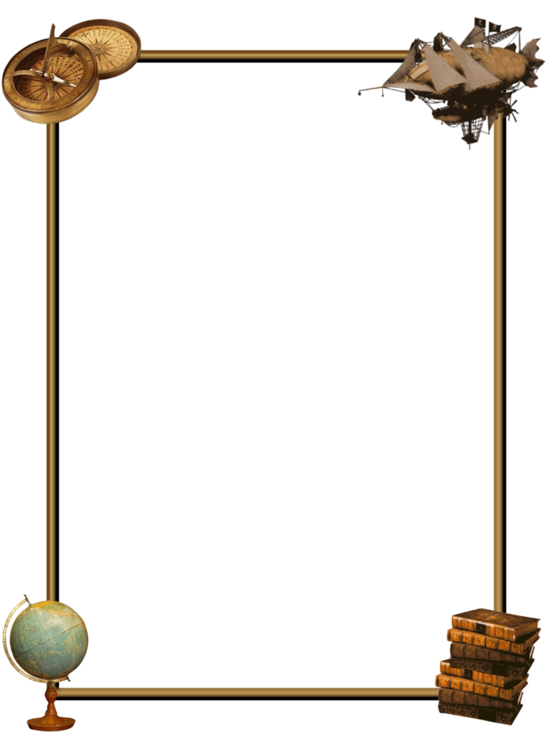 picture freeuse stock Collection of free Bordar clipart steampunk