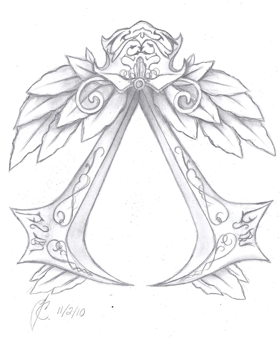 image download Gauntlet drawing assassin. Pin by rui silva