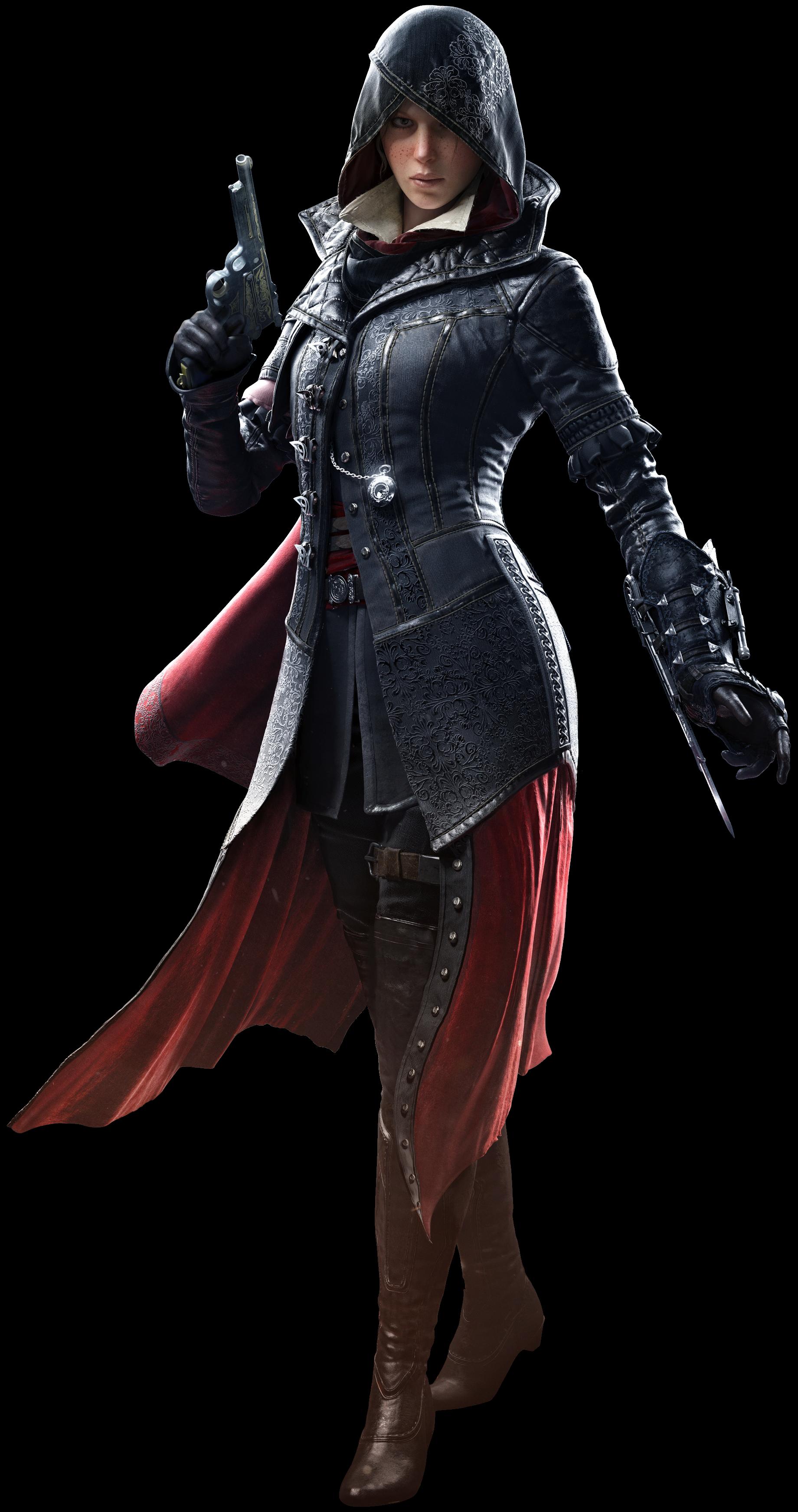banner download Gauntlet drawing assassin. Evie frye got game