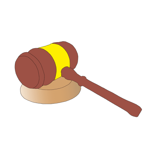 banner download Gavel clipart. Png free images toppng