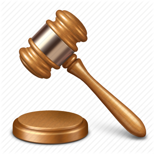 png royalty free Gavel Clipart