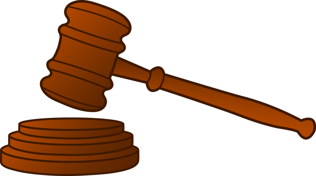 vector transparent download gavel transparent cartoon #97022162