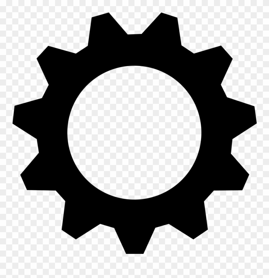 vector free Gear clipart. Gears geometry dash royalty.