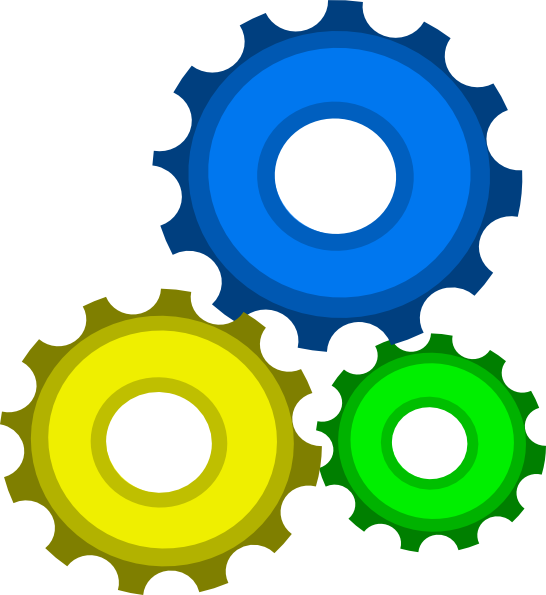 clip free stock Gears clipart. Invention convention theme pinterest.