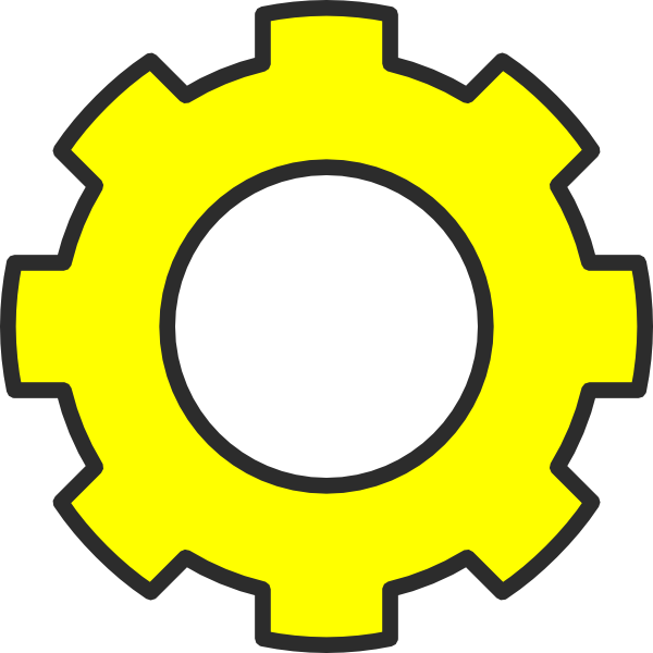image freeuse Gears border clipart. Imagination movers clip art