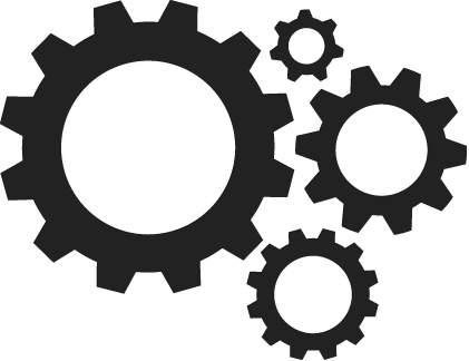 jpg free stock Gears PNG Transparent