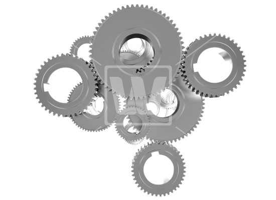 clip art black and white download Industrial Gears PNG