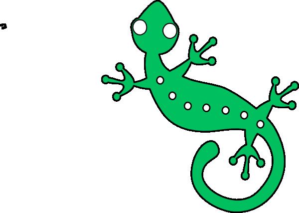 clip art free stock Gecko clipart lizerd. Green clip art at.