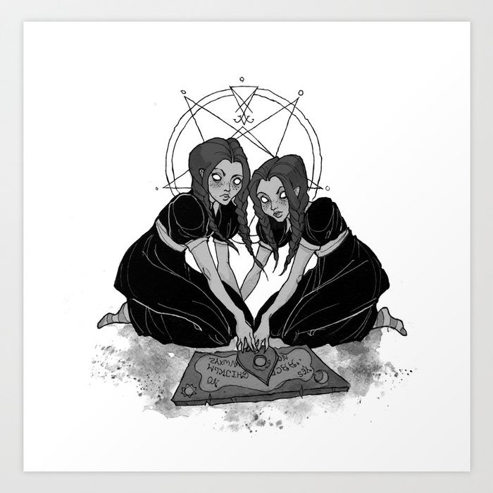 png transparent library Gemini drawing creepy. Inktober twins by iren