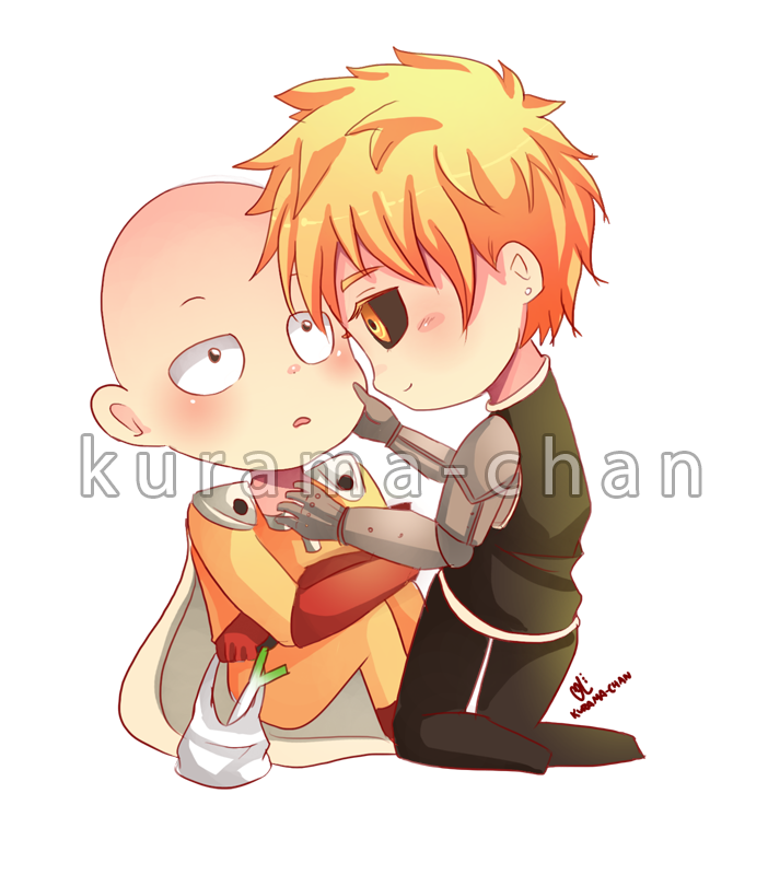 graphic transparent One Punch Man