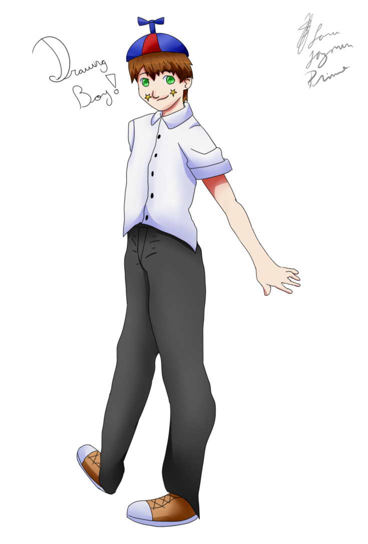clip art transparent library Drawing Boy