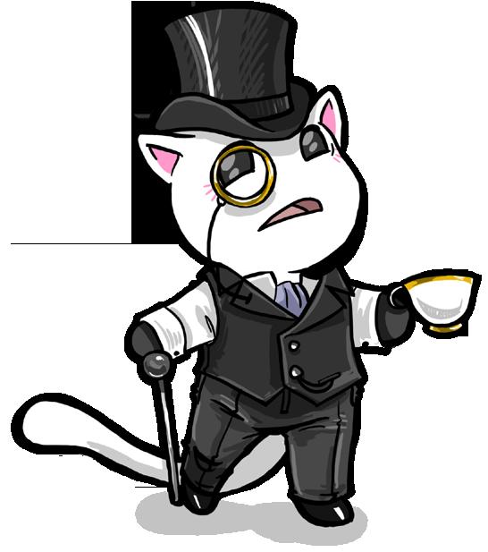 image transparent stock Gentleman Heinrich by drawstralia on DeviantArt
