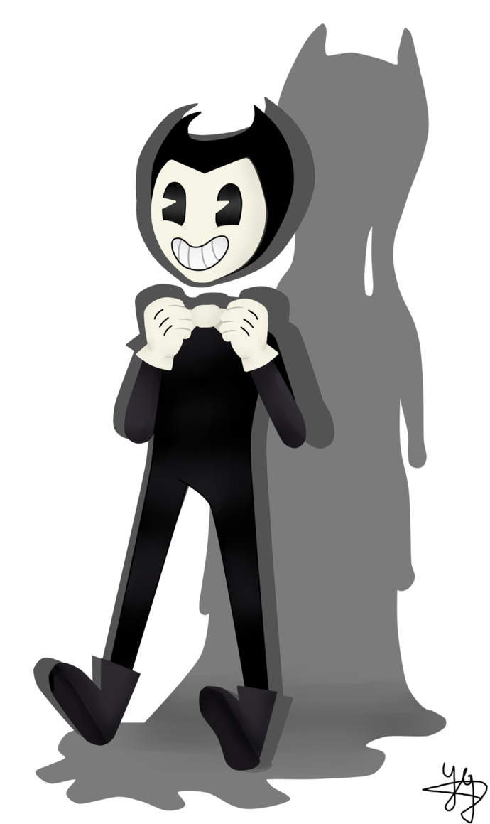 image freeuse Bendy And The Ink Machine