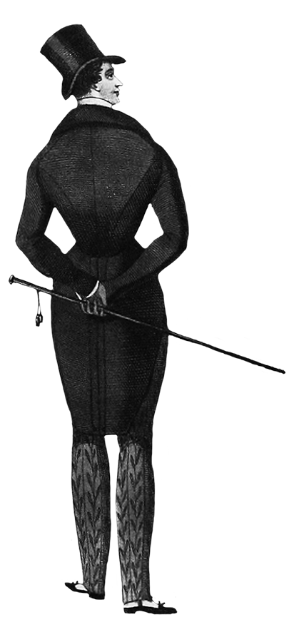 svg freeuse Clip Art of Victorian Clothing