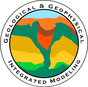 picture black and white download Geology clipart geophysics. Geological and geophysical integrated.