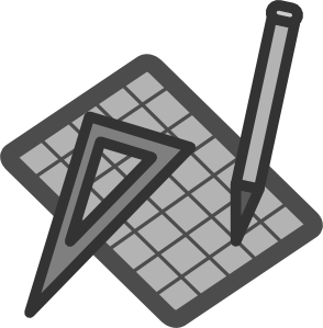 png black and white stock Geometry clipart. Clip art at clker