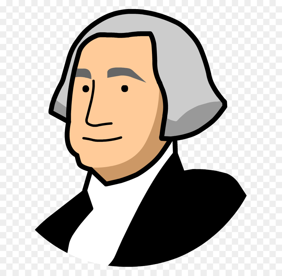 clip black and white download George washington clipart. Cartoon face man nose.