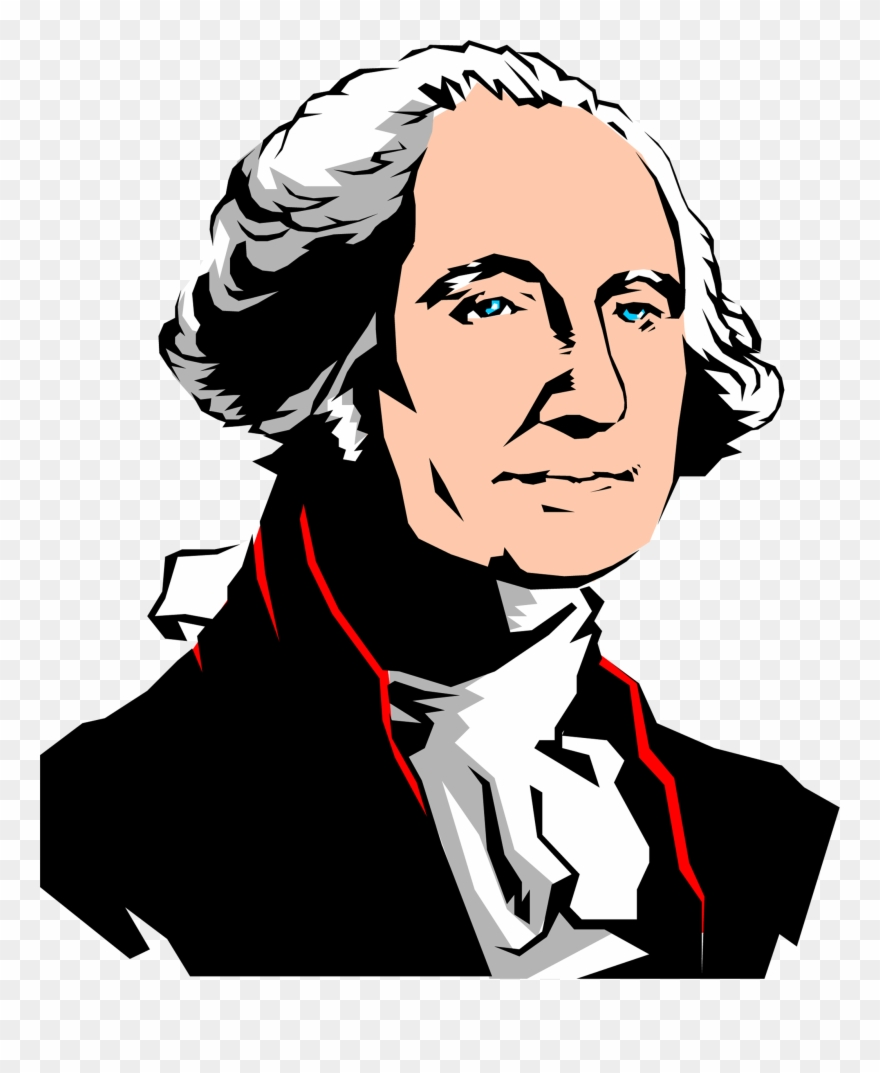 clipart free stock George washington clipart. S birthday cliparts cartoon.