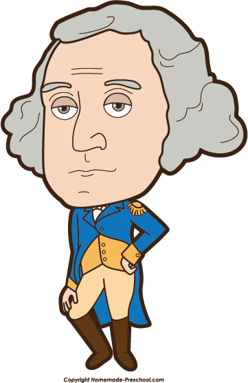 picture royalty free george washington clipart king george #36794157