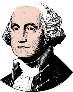 image free Free . George washington clipart.