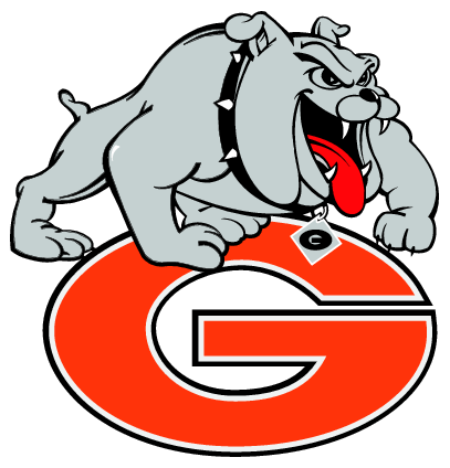 black and white stock Georgia Bulldogs Clipart at GetDrawings