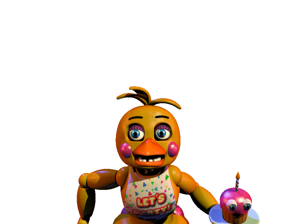 picture black and white Toy Chica