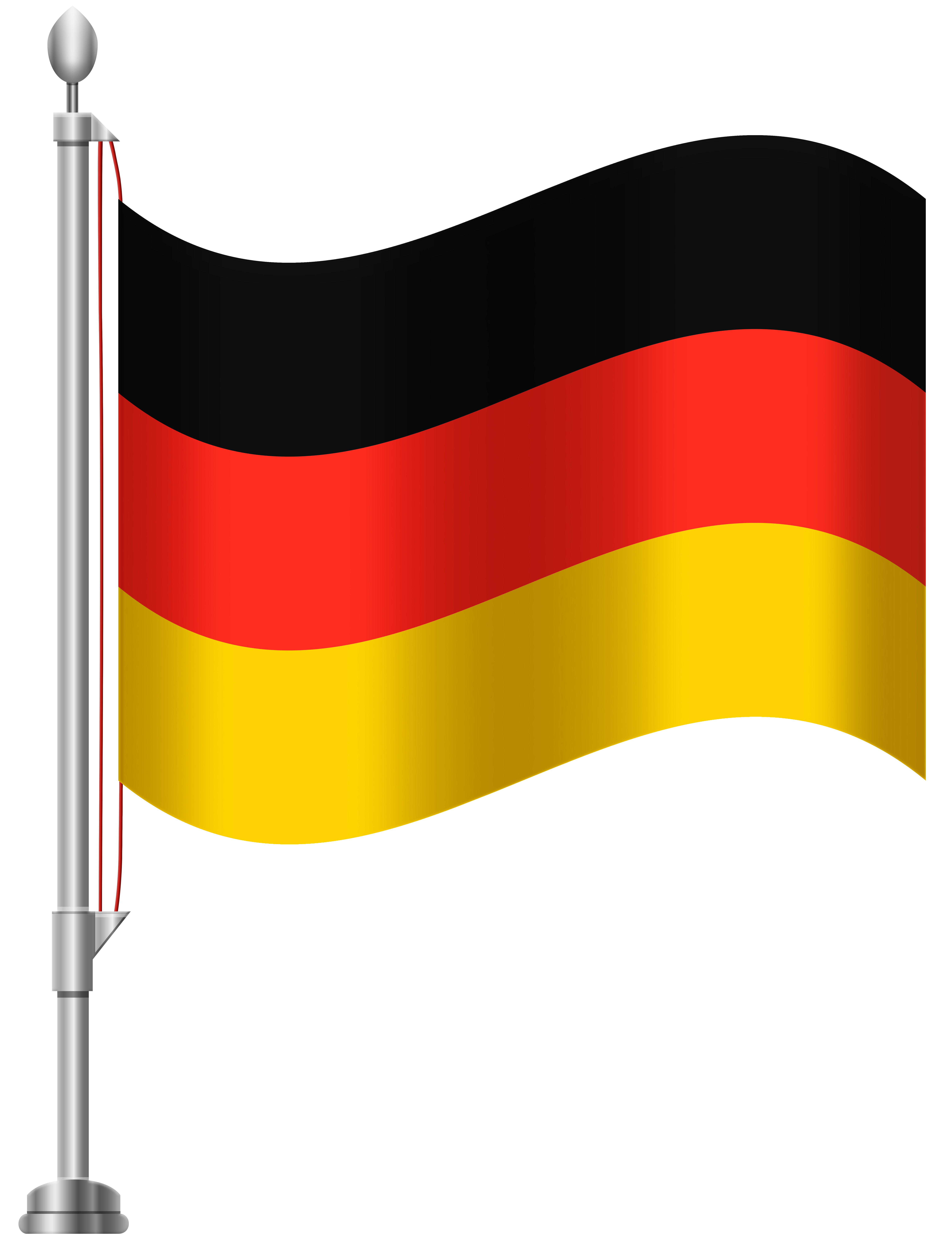 graphic royalty free German clipart. Germany flag png clip.