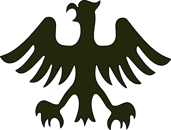 transparent German Eagle