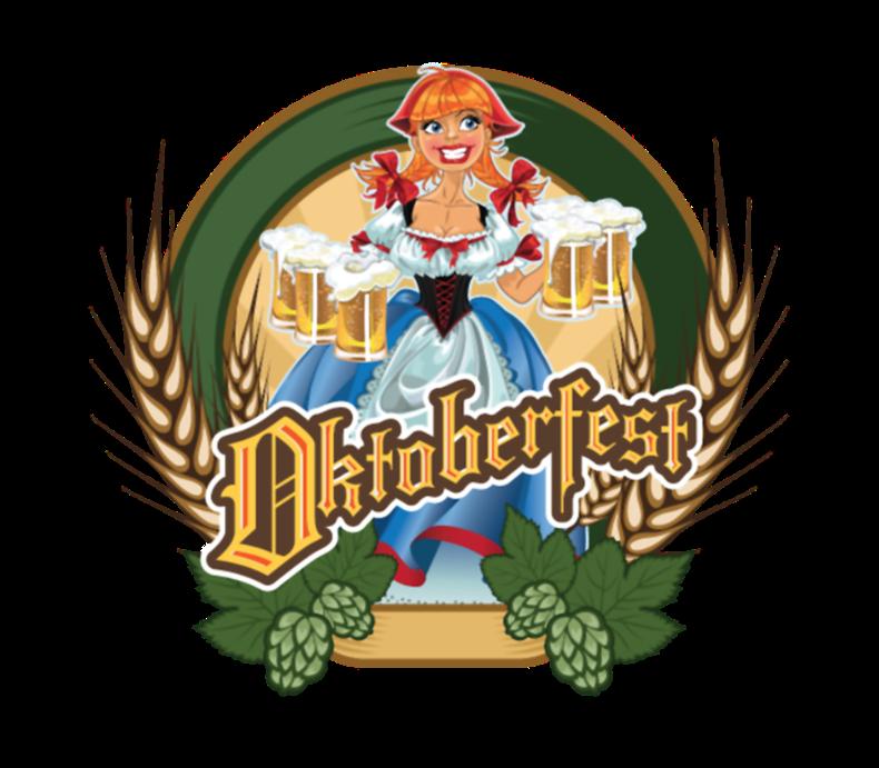 jpg Oktoberfest Pin Up Red Headed German Beer