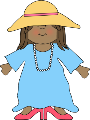 picture freeuse library Get Dressed Clipart