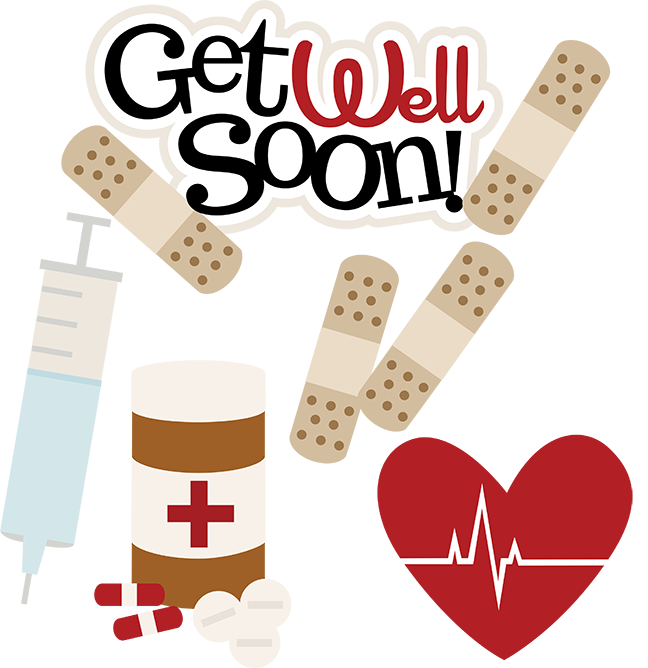 png black and white library Get Well Soon SVG doctor svg files nurse svg files sick day svg cute