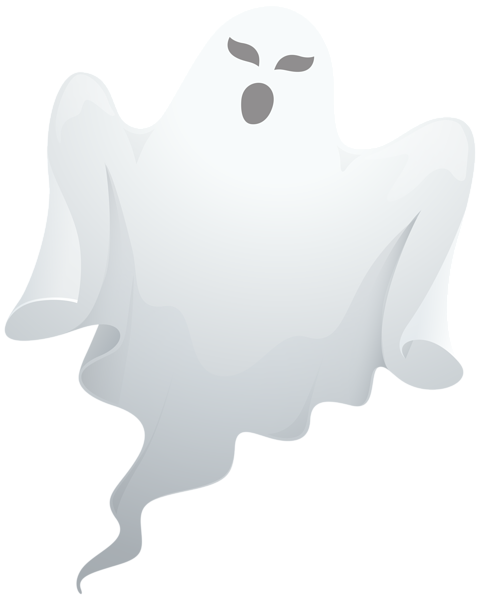 image black and white Ghost clipart. Transparent png image gallery.