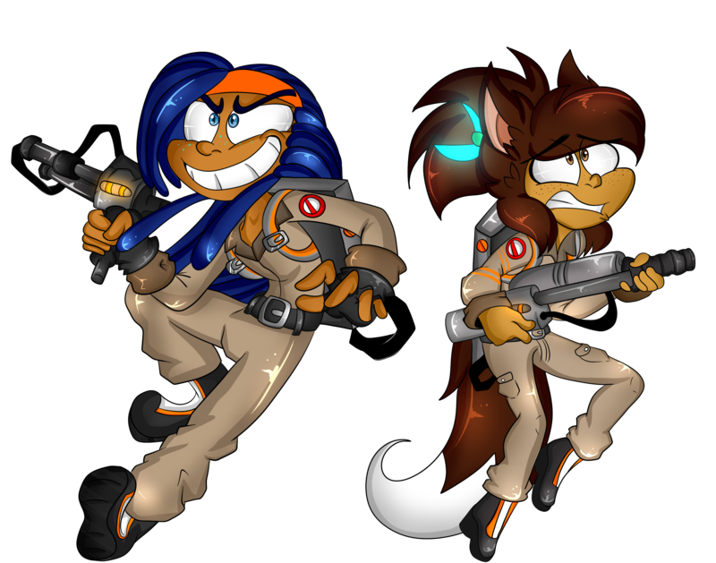 png library download Ghostbusters Collaborative Animation Project by Acruxicon on DeviantArt