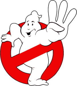 picture library stock ghostbuster