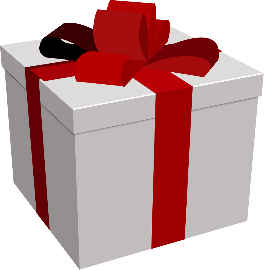 svg stock Gift Free Clipart