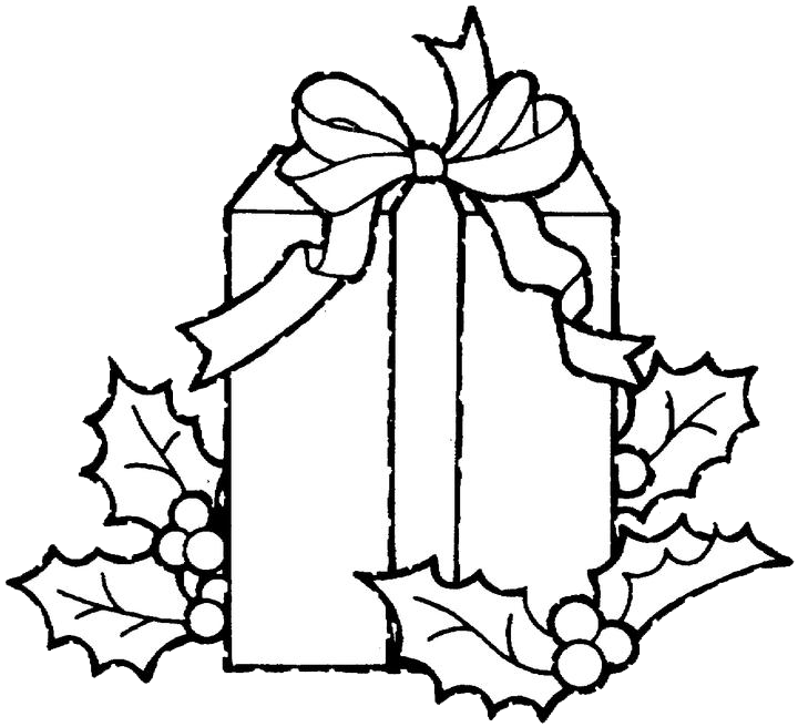 svg stock Christmas Gifts Drawing at GetDrawings