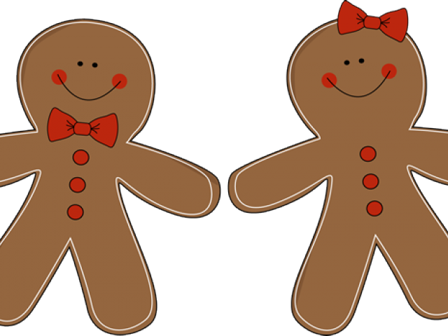 svg free library Gingerbread clipart. Free on dumielauxepices net.