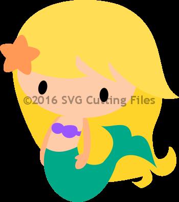 image free Chibi Mermaid