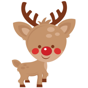 picture free stock My miss kate cuttables. Girl svg reindeer