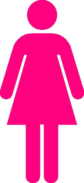 clip transparent library Women S Bathroom Clip Art at Clker